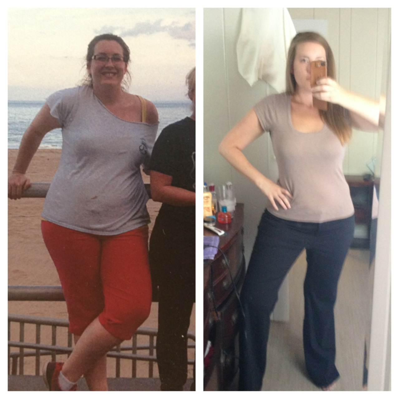 Nicole - 40 pounds, gone!